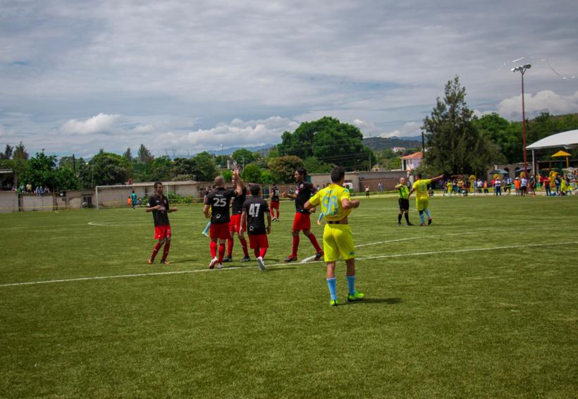 Deportivo Aragón, en semifinales de la Liga MXA