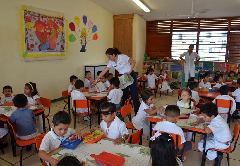 Autorizan jardín de niños para colonia de Tuxtepec | El Imparcial de Oaxaca