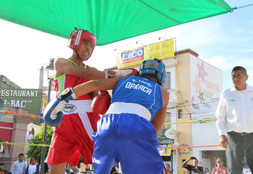 Alistan participación en boxeo