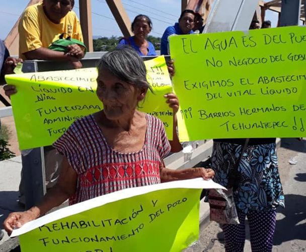 Bloqueos y caos agobian al Istmo de Oaxaca