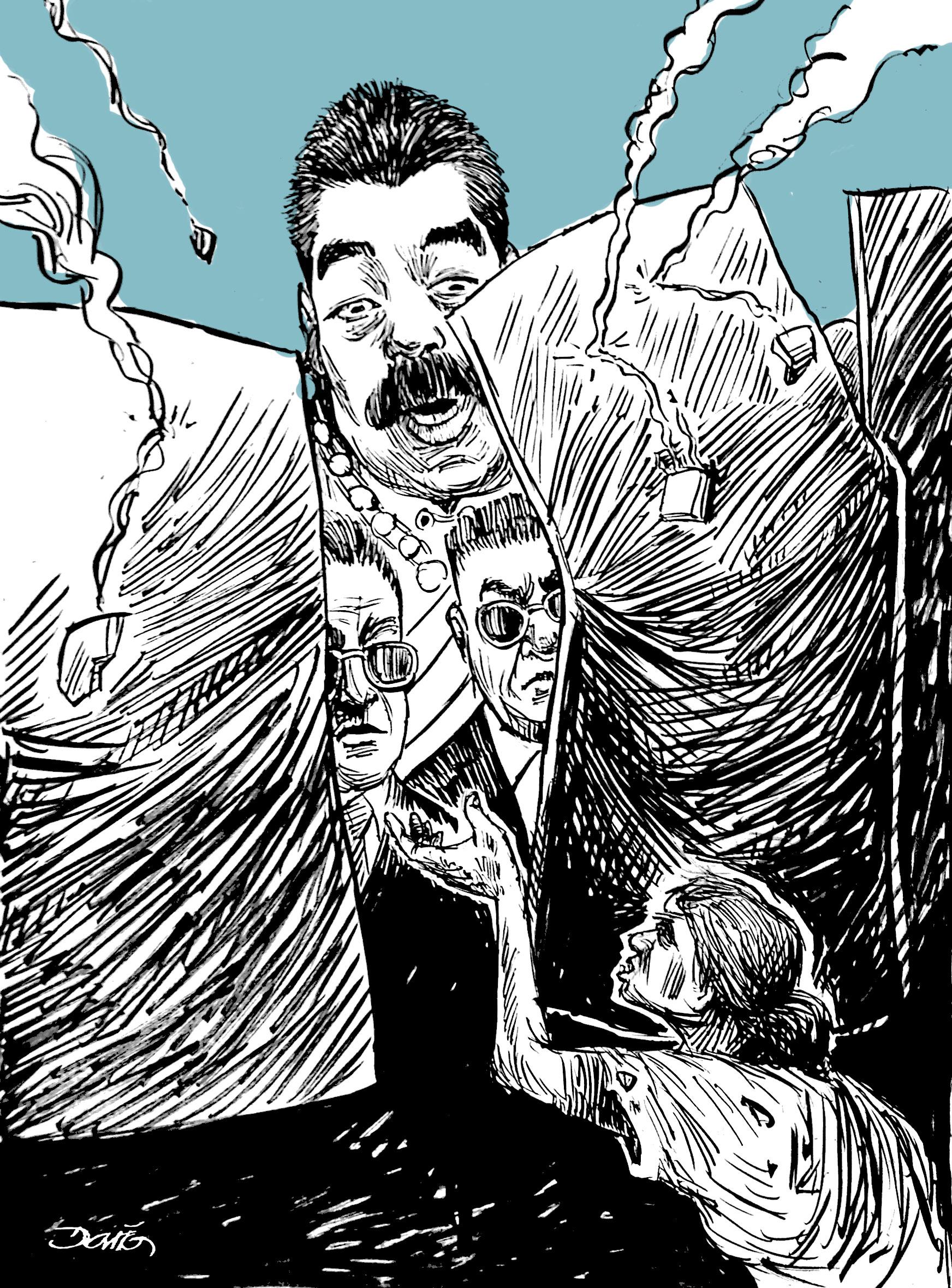 Amenazas por aire y tierra | El Imparcial de Oaxaca