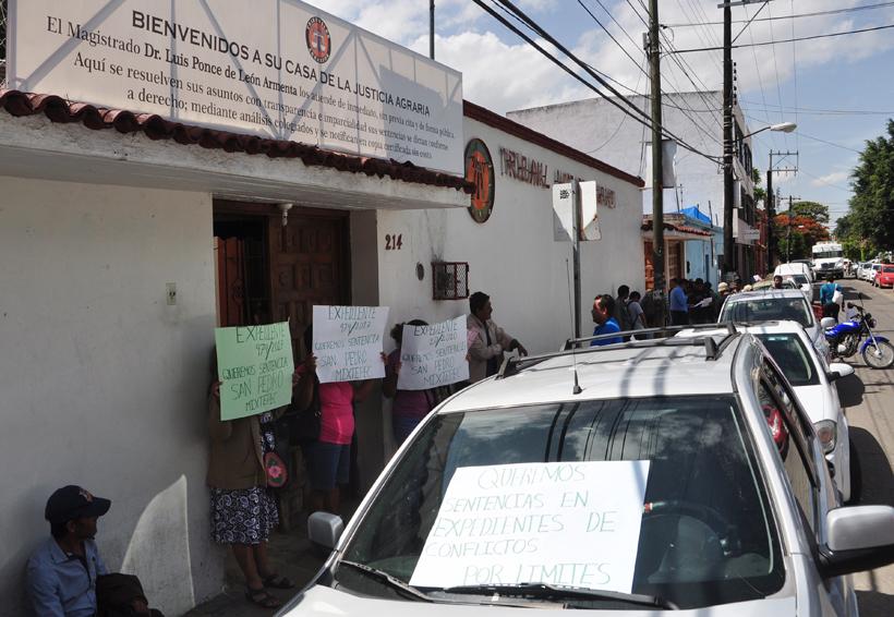 Salen a las calles comuneros de  la Sierra Sur | El Imparcial de Oaxaca
