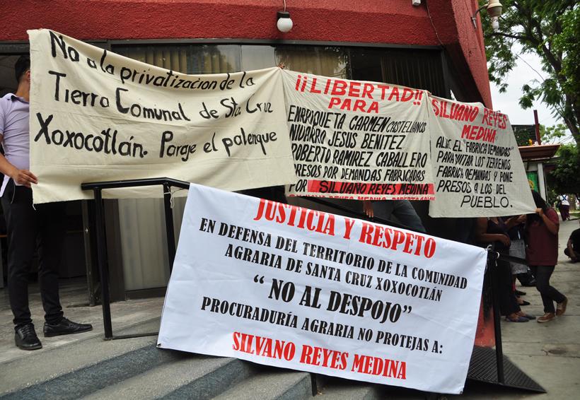 Crece disputa entre  comuneros de Xoxocotlán | El Imparcial de Oaxaca