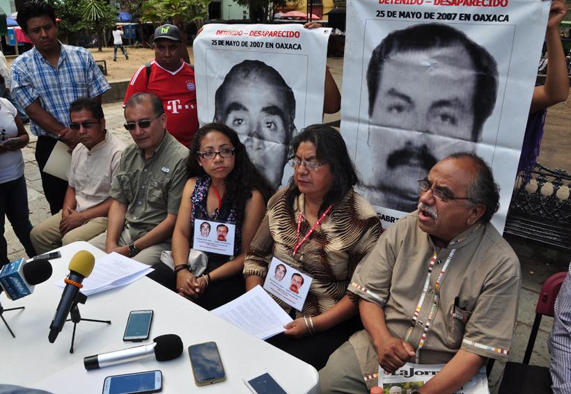 En Oaxaca, denuncian simulación en búsqueda de eperristas | El Imparcial de Oaxaca