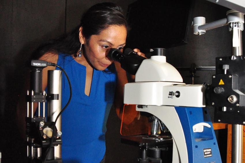 Carolina Romero: sí hay talento para la ciencia en Oaxaca | El Imparcial de Oaxaca
