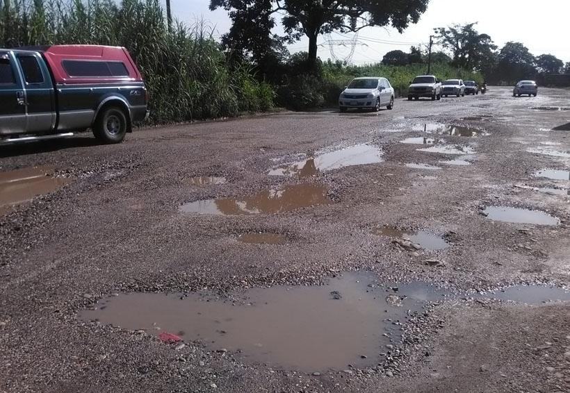 Carretera Tuxtepec-Oaxaca, peligrosa y en mal estado | El Imparcial de Oaxaca