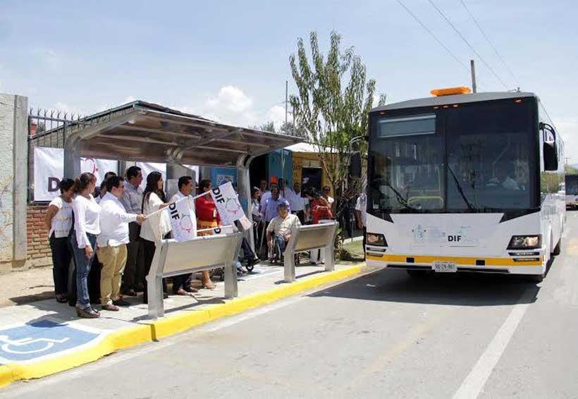 "En Oaxaca ponen en marcha Ruta ""DIF te lleva"" | El Imparcial de Oaxaca"