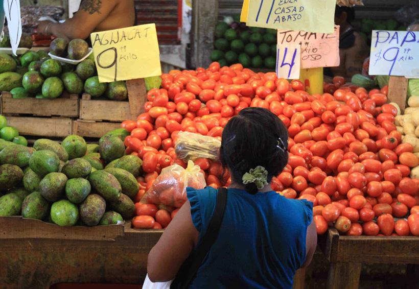 Inflación acelera a 4.81%; la canasta básica más cara del año | El Imparcial de Oaxaca