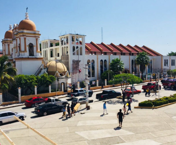 Despierta Pinotepa Nacional  con dos sismos