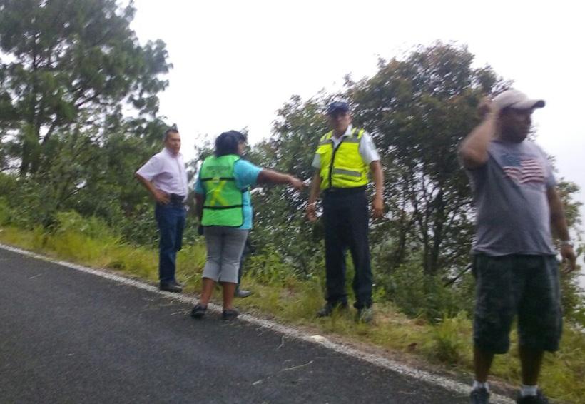 En la Mixteca asaltan a pasajeros de autobús