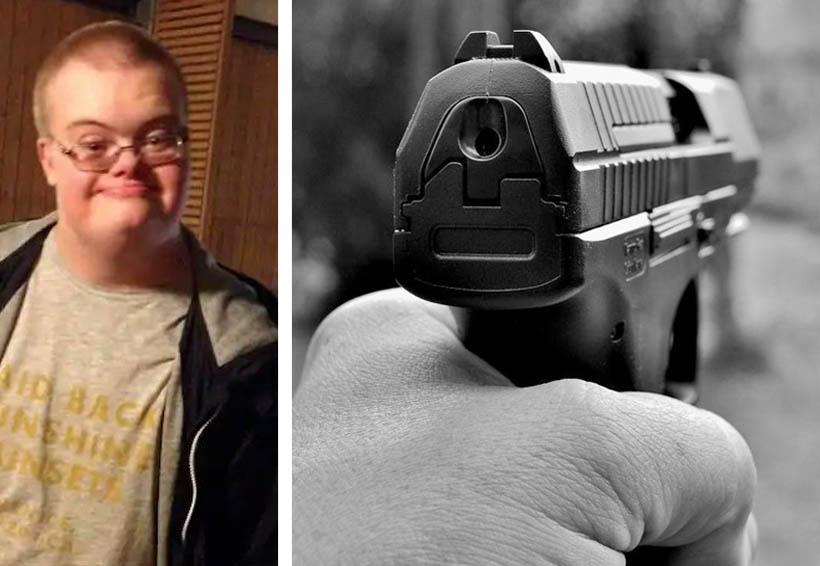 Policía mata a joven con síndrome de Down que cargaba pistola de juguete | El Imparcial de Oaxaca