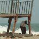 Sin daños mayores en la  Costa por mar de fondo