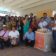 Entrega grupo Karoni  insumos al Hospital  Aurelio Valdivieso