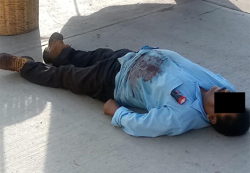 Matan a campesino en Santa Cruz Xitla | El Imparcial de Oaxaca