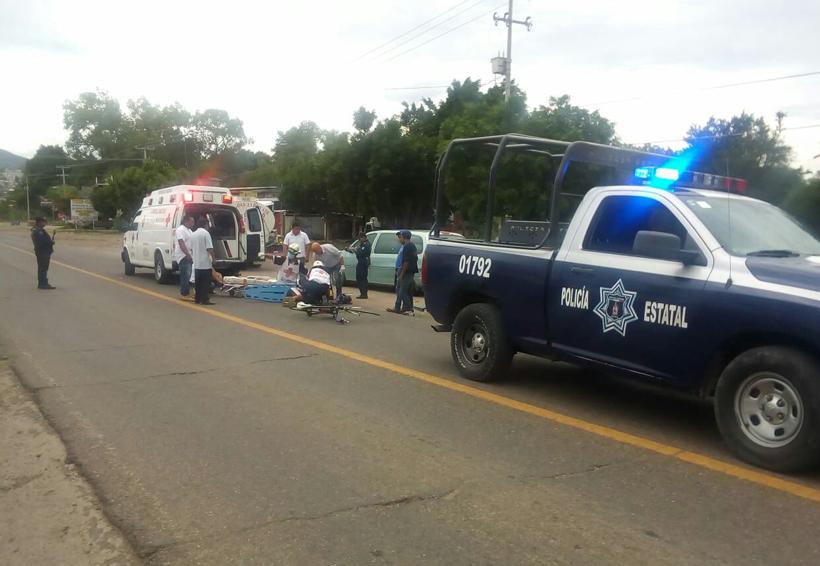 Atropellan a Ciclista  en Huajuapan | El Imparcial de Oaxaca