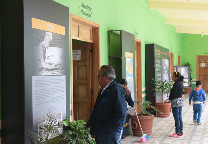 El estilo ñuiñe se expone en Tepelmeme Villa de Morelos