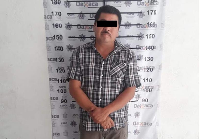 Detienen armado  a ex-presidente  de Colotepec
