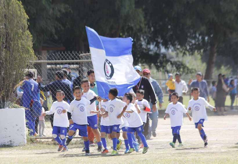 Alista celebración Cruz Azul Oaxaca