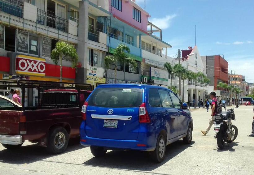 Misterioso robo a casa de empeño en Juchitán