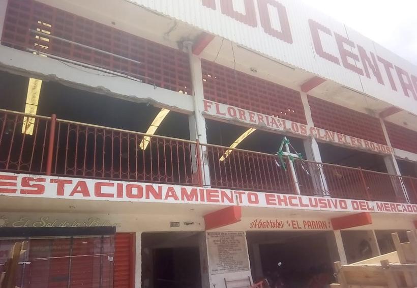 Esperan entrega del mercado de Tuxtepec | El Imparcial de Oaxaca