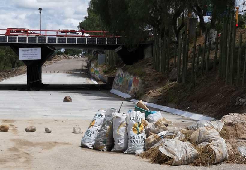 Exigen acelerar obras  en Riberas del Atoyac