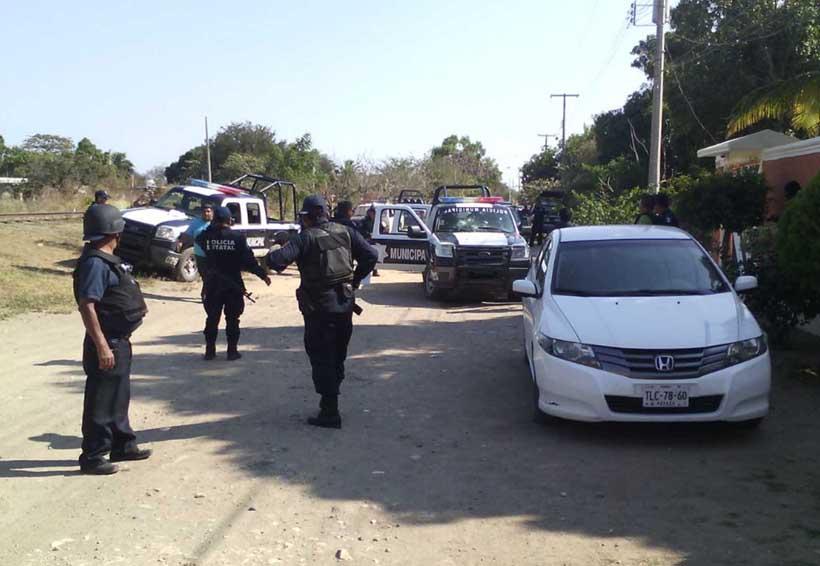 Balazos entre delincuentes y policías, dos detenidos en Salina Cruz | El Imparcial de Oaxaca