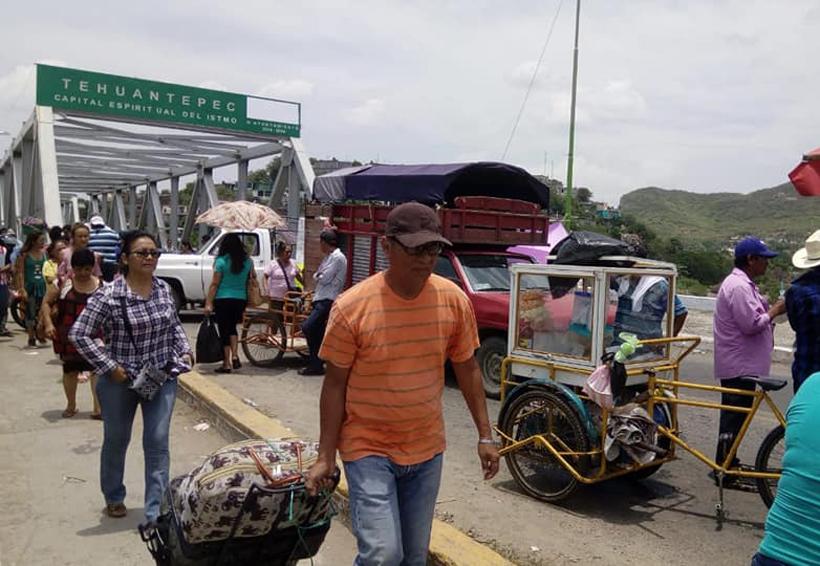 Habitantes de San Blas Atempa quitan bloqueo | El Imparcial de Oaxaca