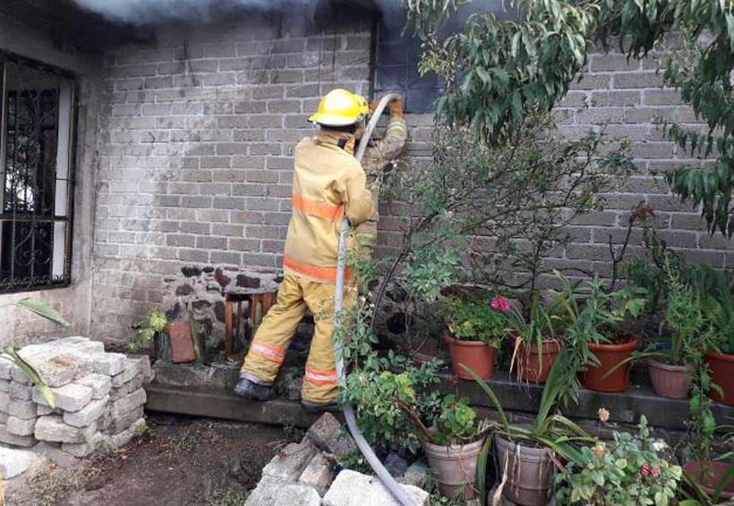 Víctima de incendio pierde mobiliario en Huajuapan | El Imparcial de Oaxaca