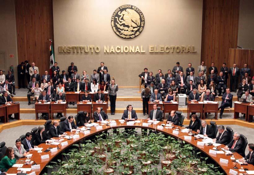 INE busca que partidos paguen su cancelación de registro   El Imparcial de Oaxaca