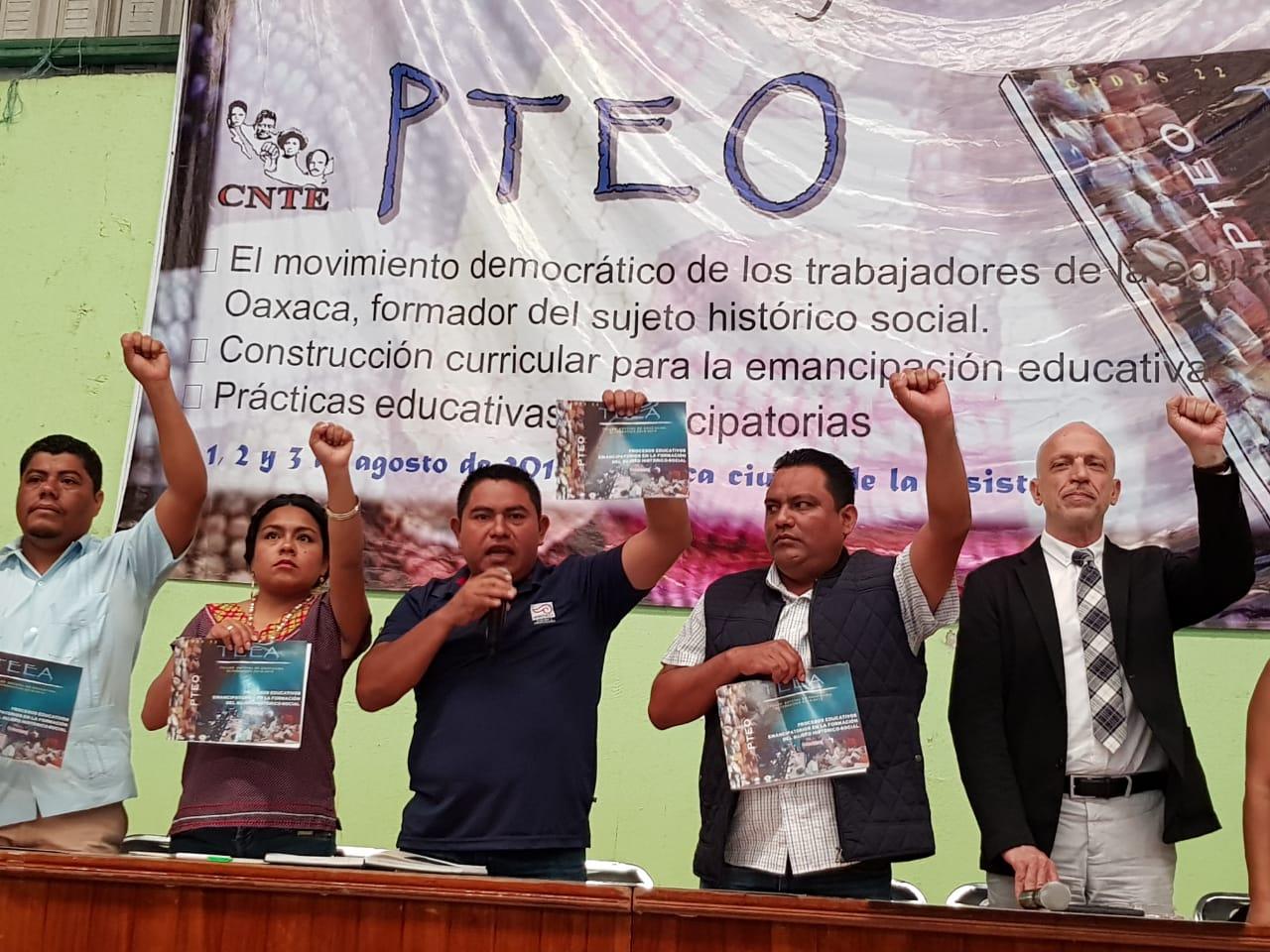 Pide S-22 a Moctezuma y a IEEPO acatar el PTEO | El Imparcial de Oaxaca