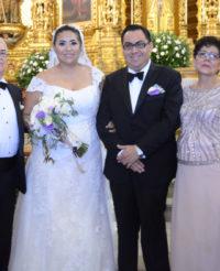 Betsie y Armando juraron amarse toda la vida
