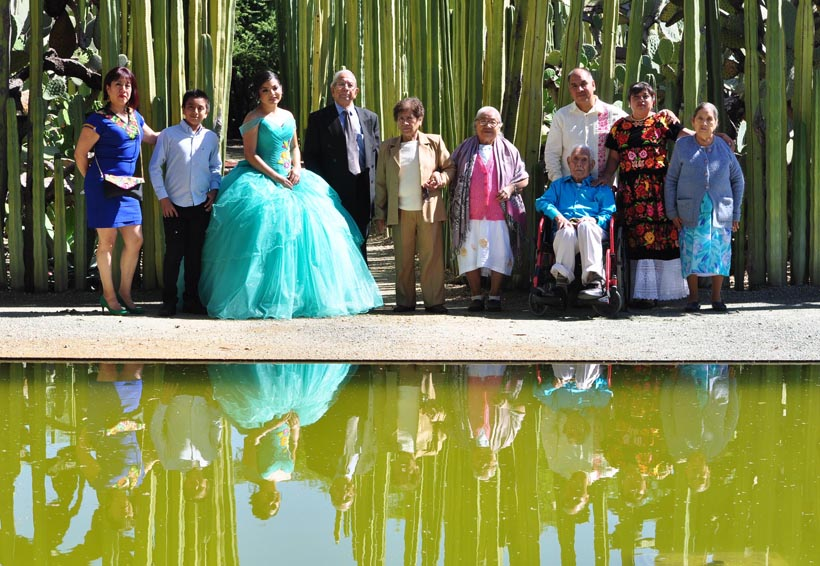 Acción de Gracias por los XV años de Jairi Ileana