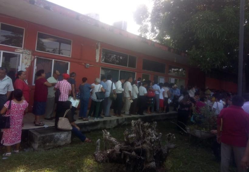 Jubilados de Tuxtepec exigen sus pagos | El Imparcial de Oaxaca