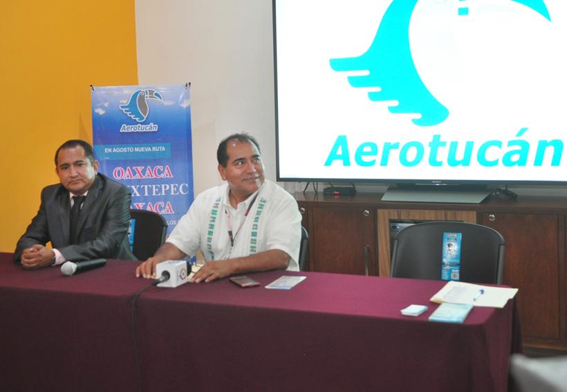 Abre Aerotucán ruta Oaxaca-Ciudad Ixtepec | El Imparcial de Oaxaca