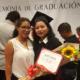 Hadaleli se recibió como licenciada