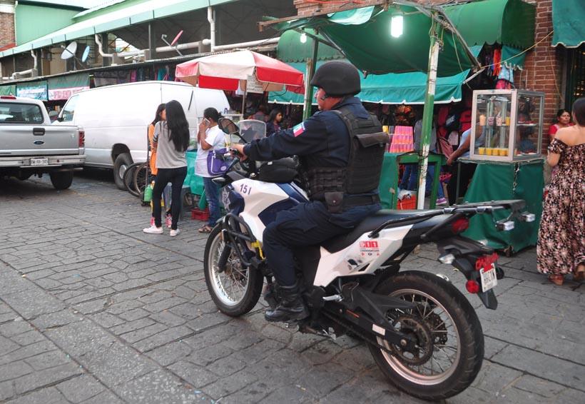 Ante recorridos policíacos insuficientes , acecha delincuencia en el Centro Histórico