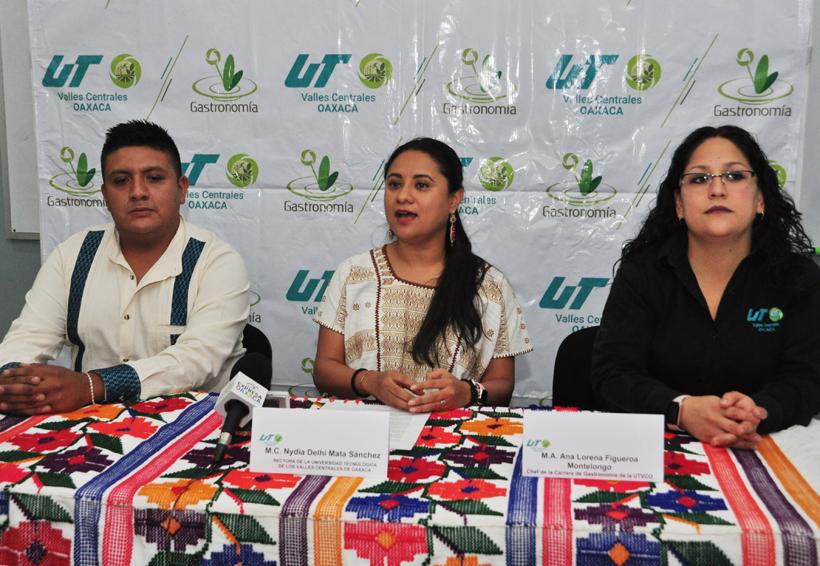 Anuncia UTVCO Feria Gastronómica y Cultural en Oaxaca | El Imparcial de Oaxaca