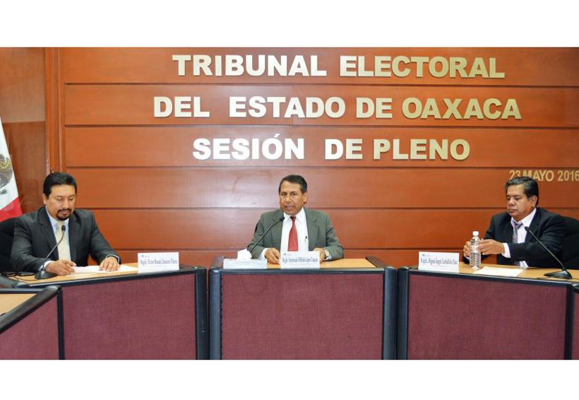 Respetó TEEO voluntad del pueblo: magistrados | El Imparcial de Oaxaca