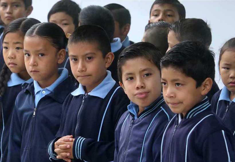 Cientos de niños no pudieron reiniciar el ciclo escolar en Oaxaca