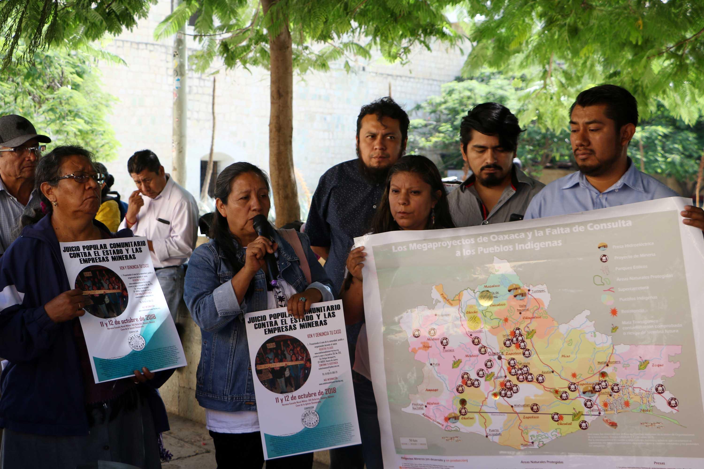 Descartan autodefensas para expulsar a las mineras de Oaxaca | El Imparcial de Oaxaca