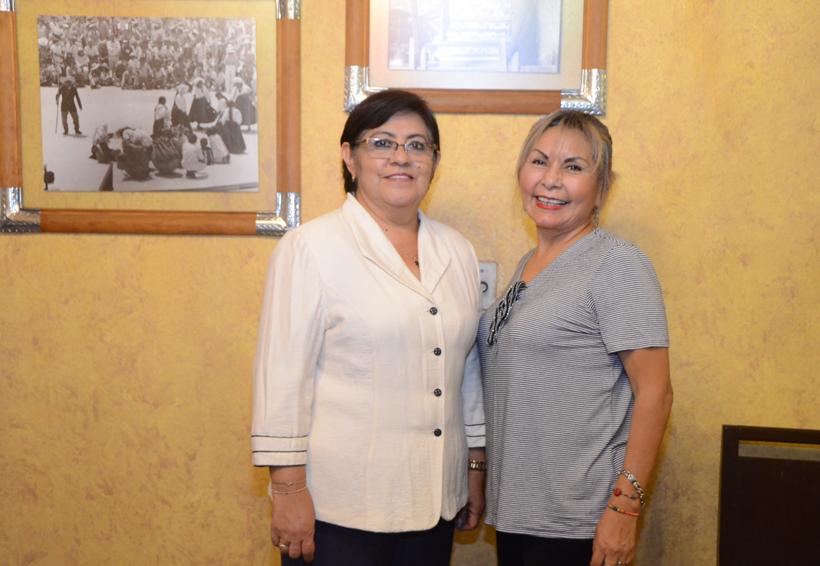 Eligen a nueva  presidenta del Club Soroptimista Donají