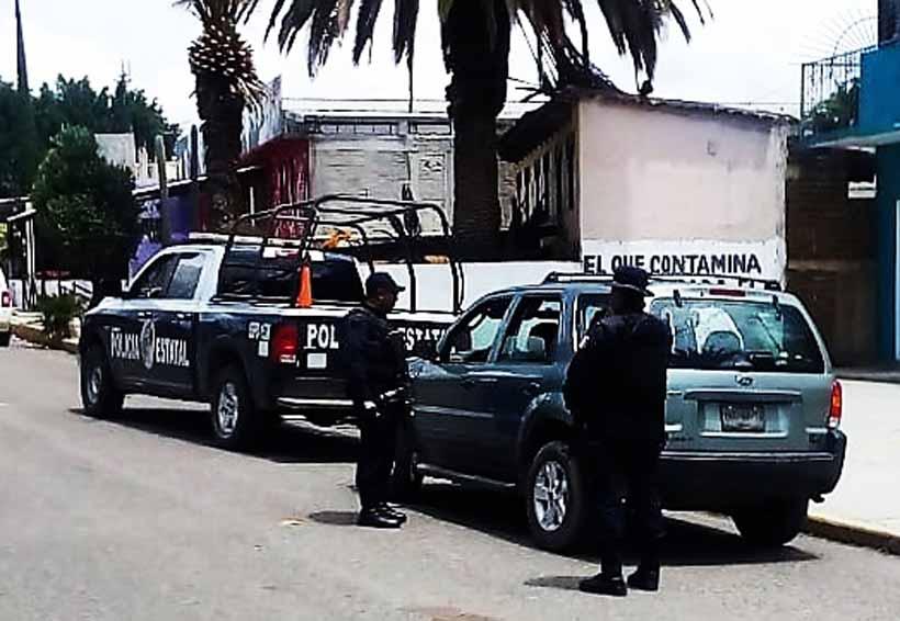En Huajuapan, detenida con camioneta con reporte de robo | El Imparcial de Oaxaca