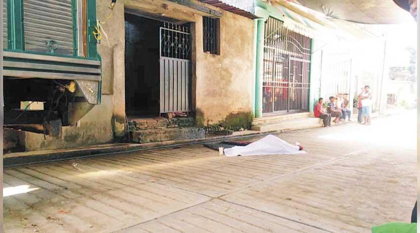 Lo ahorca el arrepentimiento; se suicida hombre que mató a su hija de un machetazo en Pinotepa Nacional | El Imparcial de Oaxaca