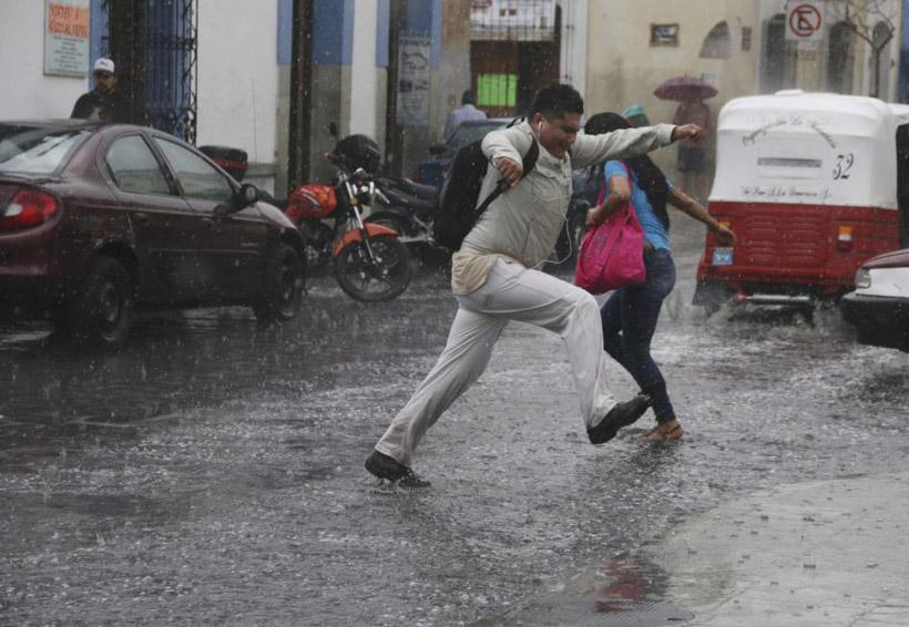 Se esperan tormentas intensas este domingo en Oaxaca | El Imparcial de Oaxaca