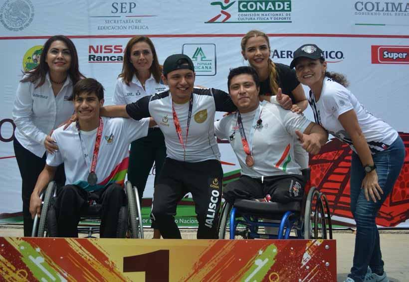 Oaxaca sigue compitiendo en Paralimpiada 2018