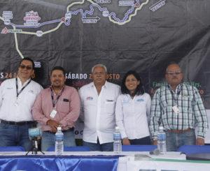 Hay nueva ruta en el  Rally Sierra Juárez 2018