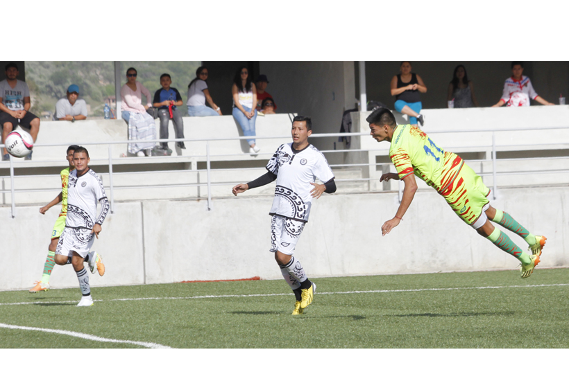 Alistan Liga Semiprofesional de Fútbol | El Imparcial de Oaxaca