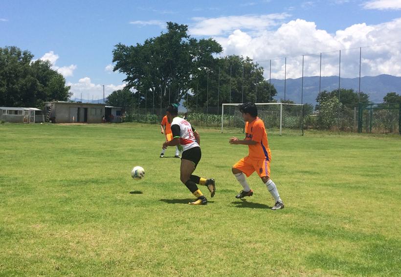 Octava jornada de la liga Mayor Benito Juárez de Oaxaca