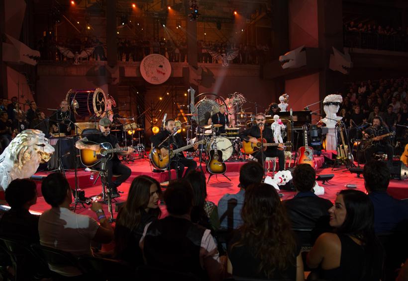 Las razones por las que vale la pena escuchar completo el MTV Unplugged de Molotov | El Imparcial de Oaxaca