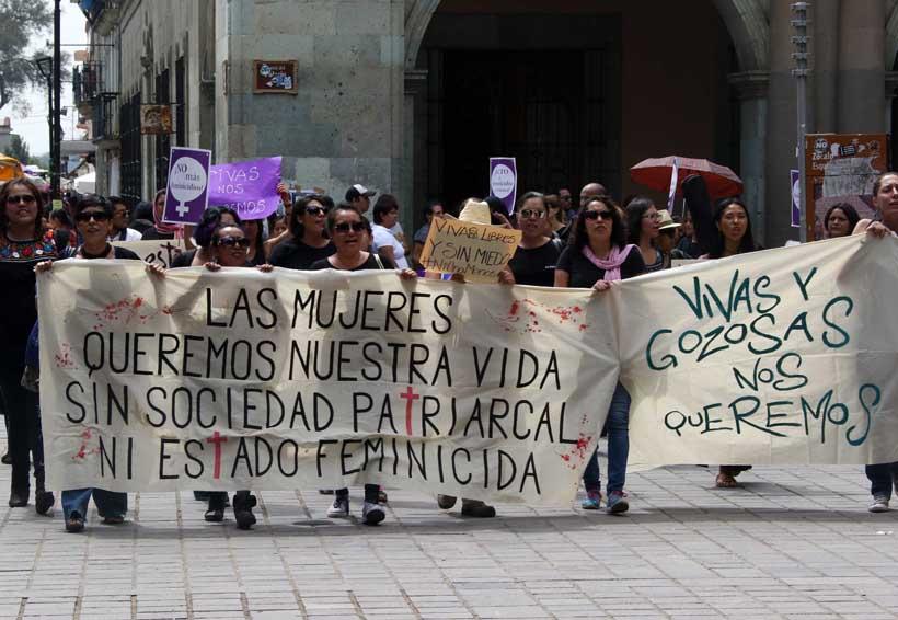Piden justicia para madres de 200 mujeres asesinadas en Oaxaca | El Imparcial de Oaxaca